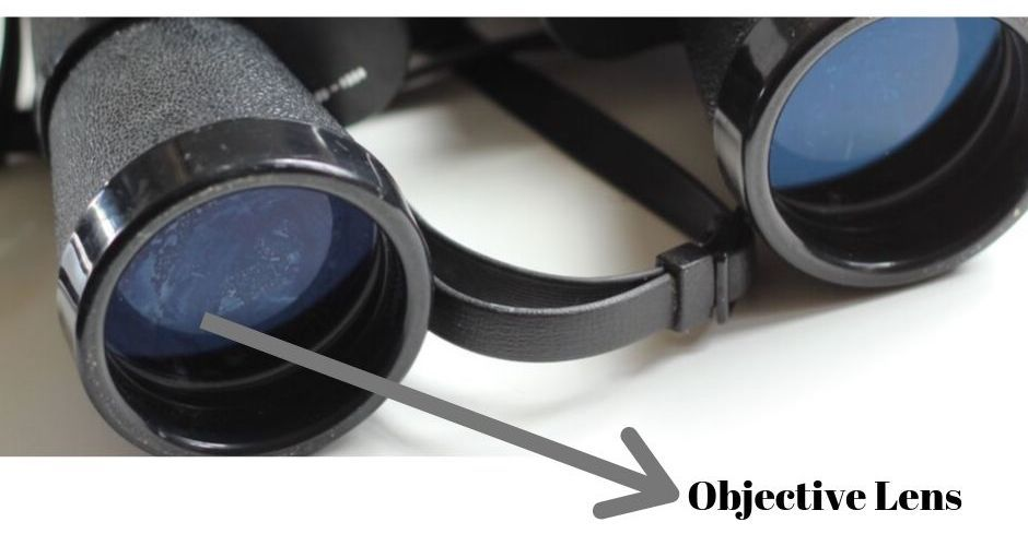 objective lens