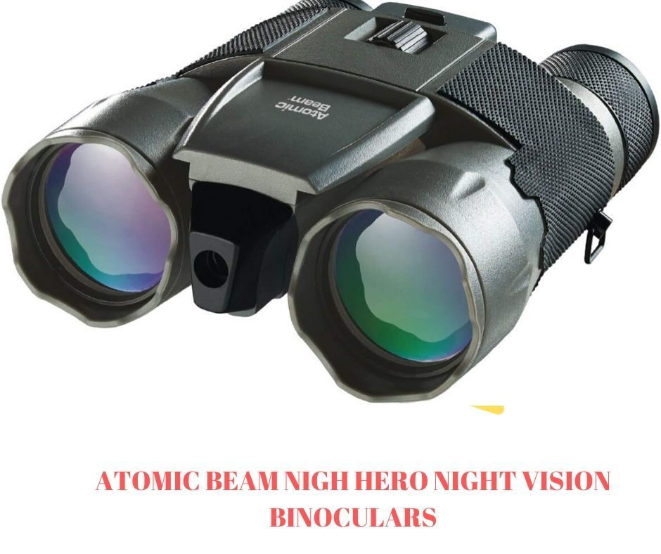 Night Hero Binoculars Review